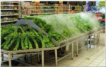 超市蔬菜如何保鲜